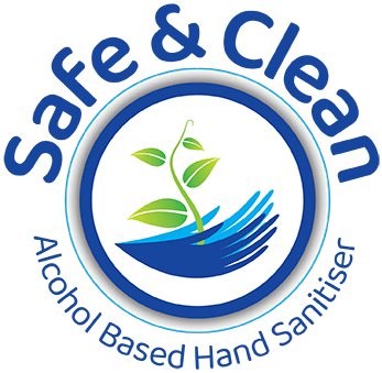 Safe and Clean Hand Sanitiser