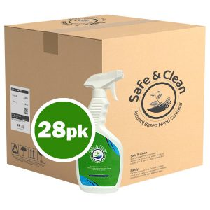surface disinfectant 500ml 28 pack